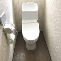 【トイレ リフォーム工事】